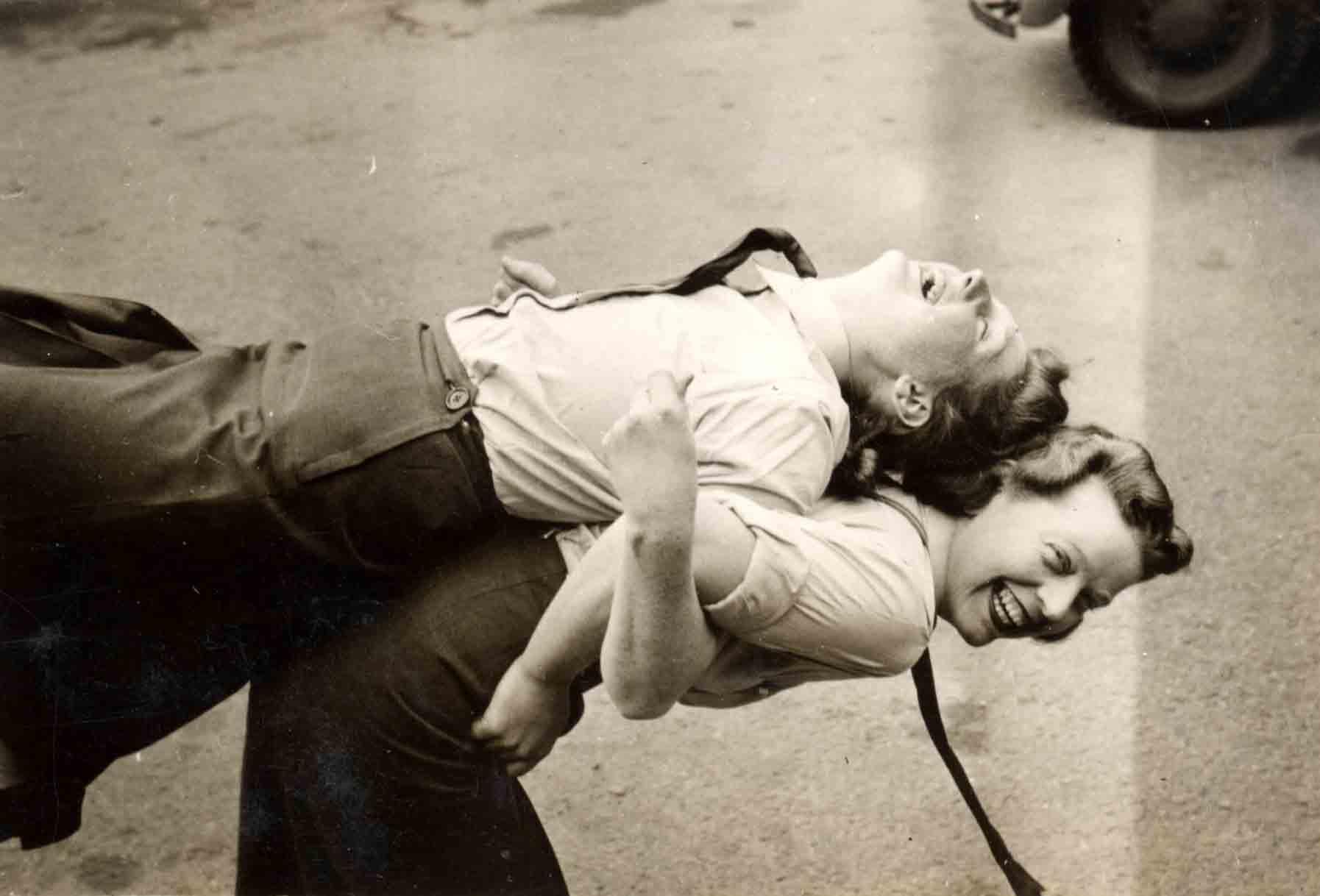 Margaret Brownlee et Millie Davis