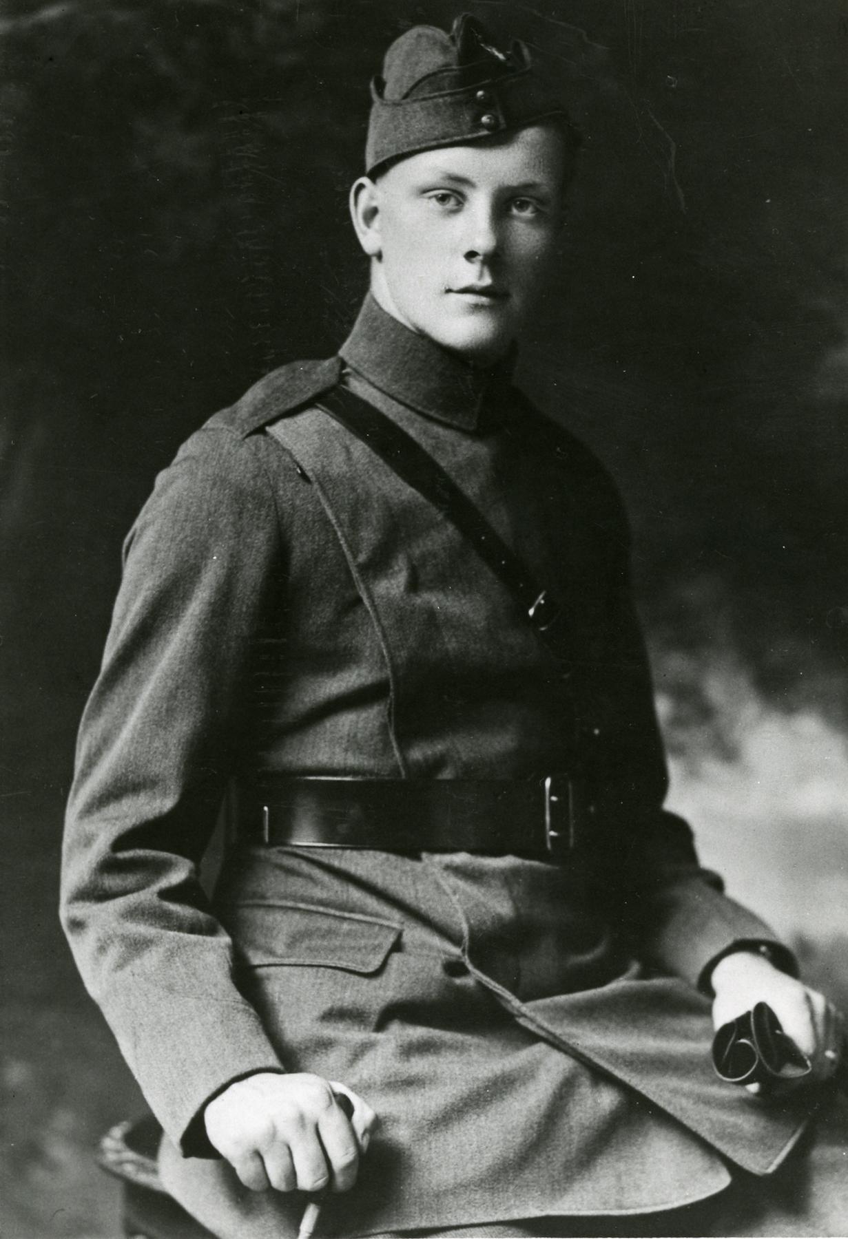 Alan McLeod, VC