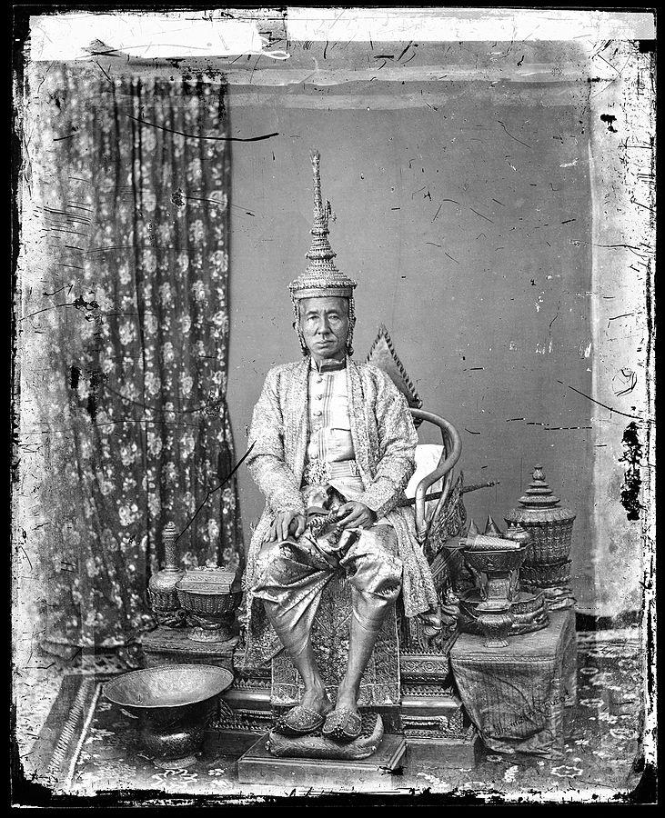 Le roi Mongkut du Siam