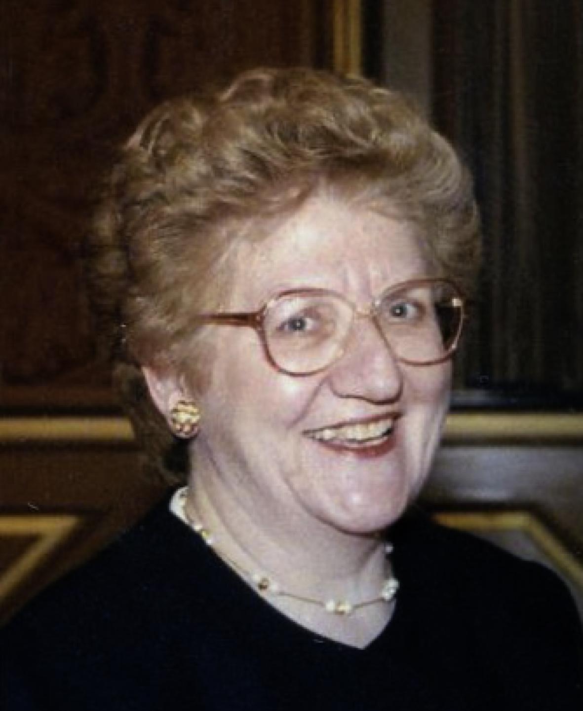 Portrait of Annette Herscovics
