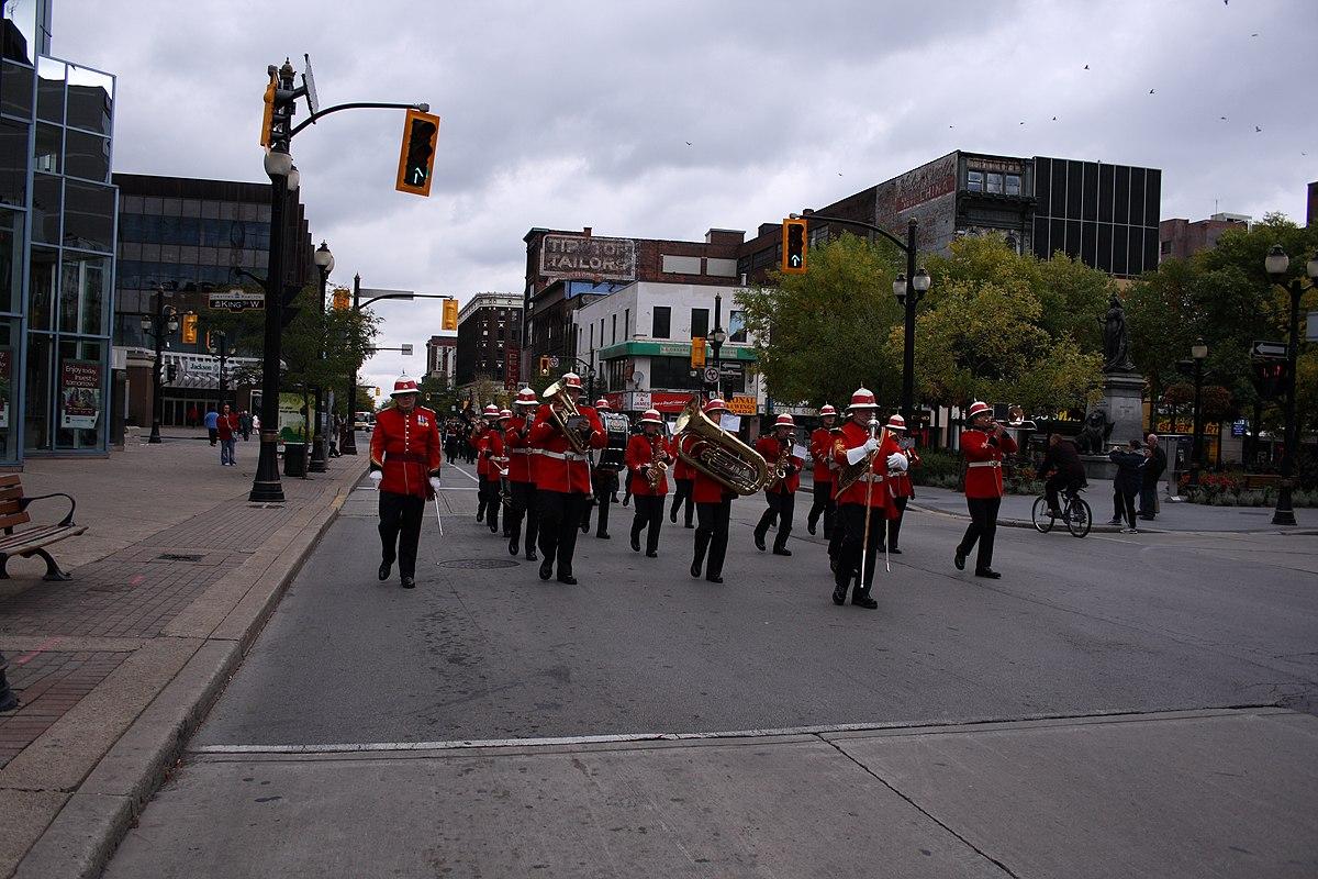 Royal Hamilton Light Infantry Band