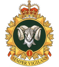 1 Canadian Mechanized Brigade Group (1 CMBG)