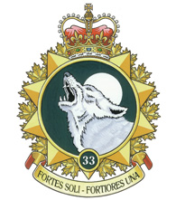 33 Canadian Brigade Group (33 CBG)