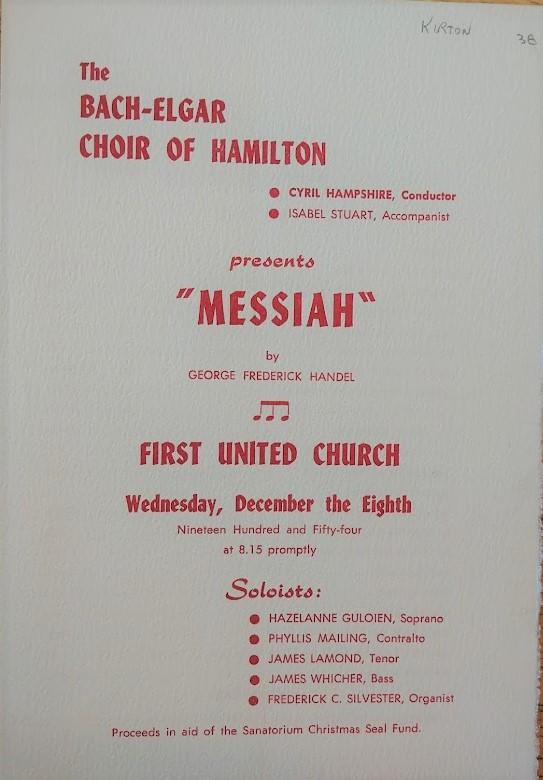 Bach Elgar Choir