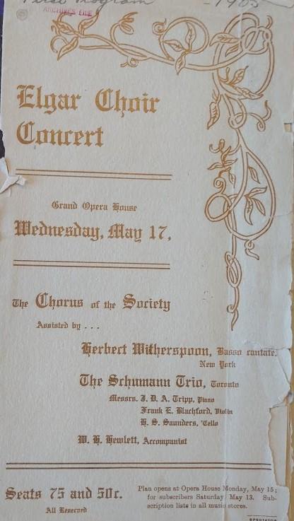 Elgar Choir