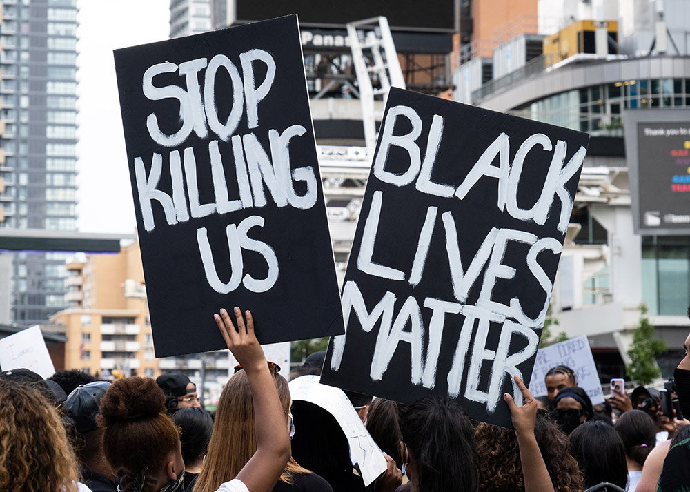 Black Lives Matter-Canada