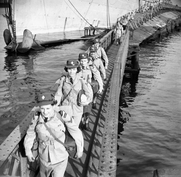Canadian Women's Army Corps