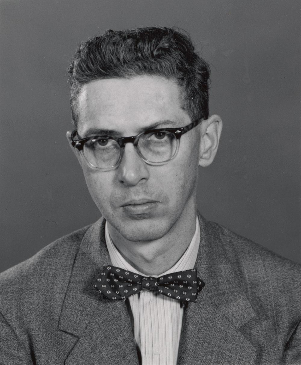 Portrait of Dr. John A. Hopps