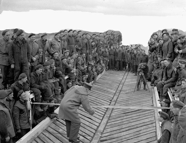 H.D.G. Crerar et la Première Armée canadienne