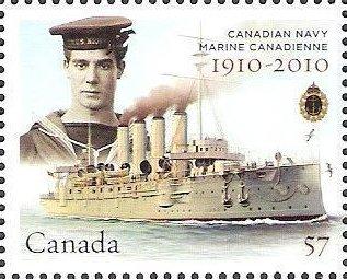HMCS Niobe Stamp