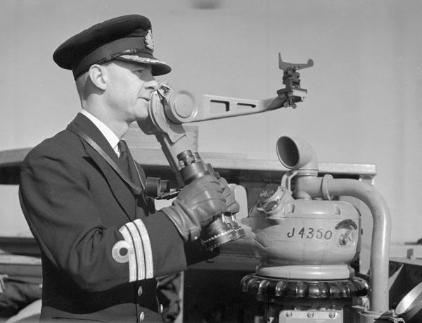 Commander H.G. DeWolf