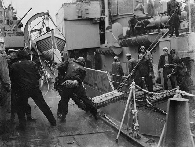 HMCS Haida, 1953