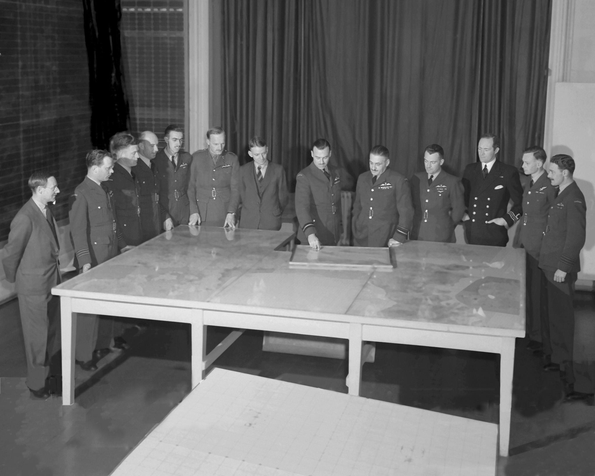 6e Groupe de l'ARC, 1944