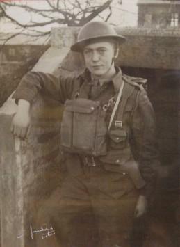 Lieutenant Roland Gravel