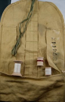 Percy Jackson's holdall in 1944