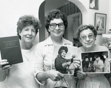 A welder's reunion in 1987
