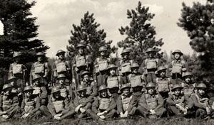 The North Nova Scotia Highlanders Signal Platoon