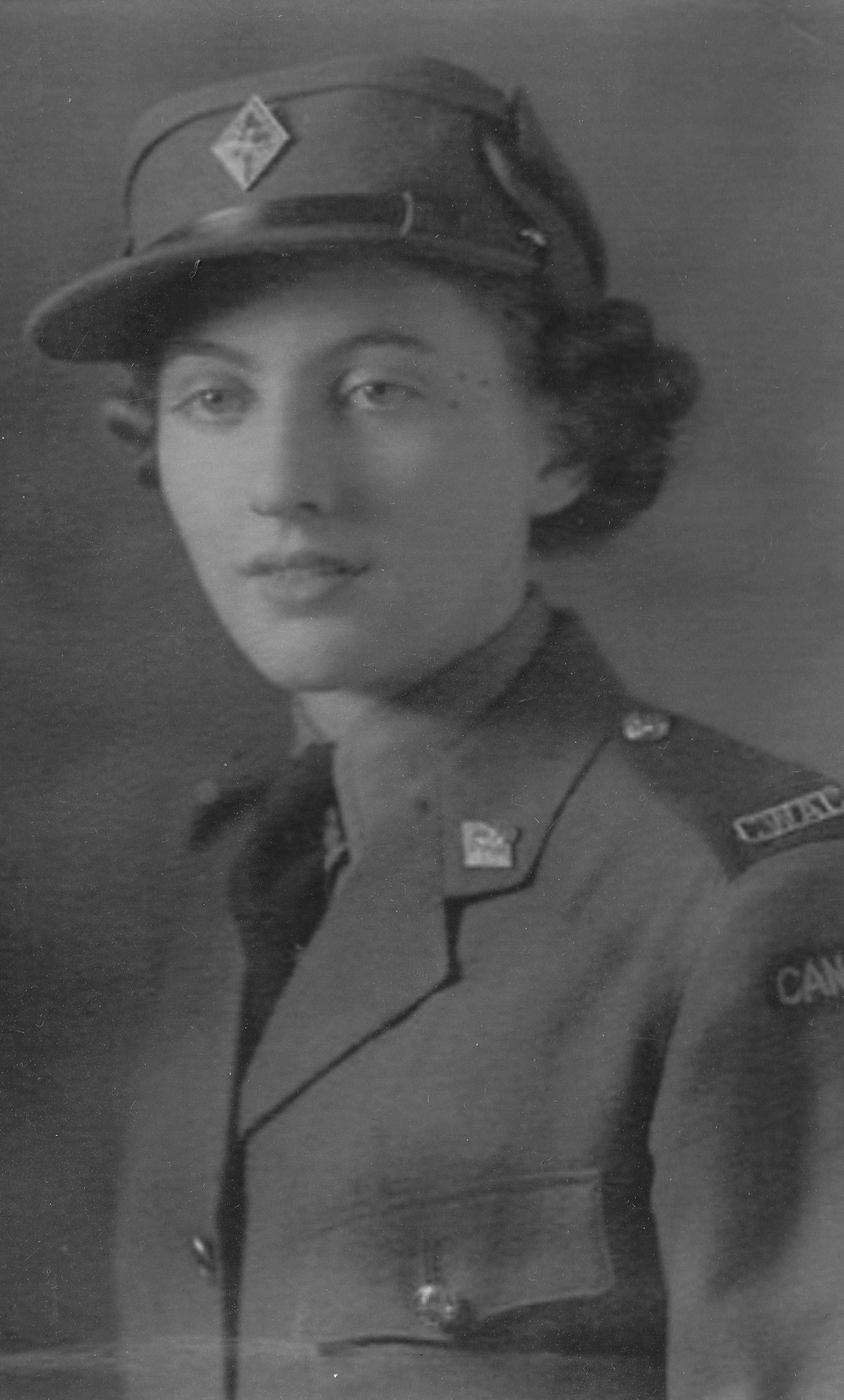 Olive May Peat (née Matthews) (Source primaire)