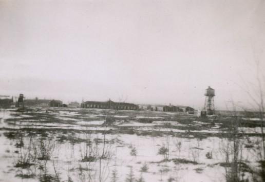 Neys Prisoner of War compound