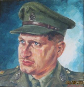 Morris Pearlman Portrait