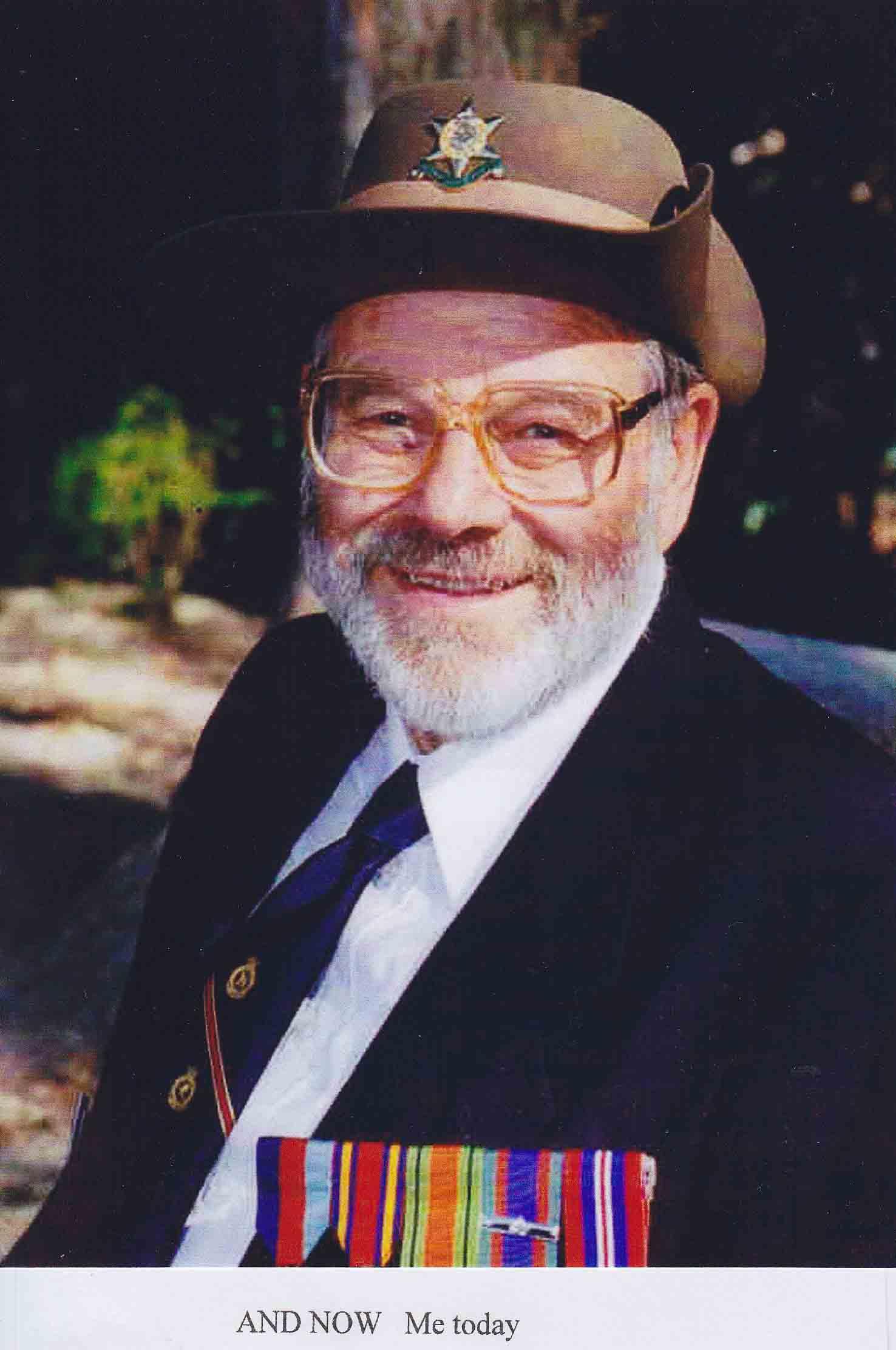 """Robert """"Bob"""" Farquharson (Primary Source)"""