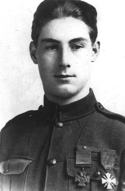 Tommy Ricketts, VC
