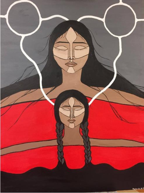© Mackenzie Anderson/Arts & récits autochtones/Historica Canada