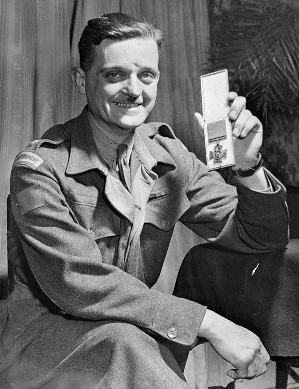 Major Paul Triquet, VC