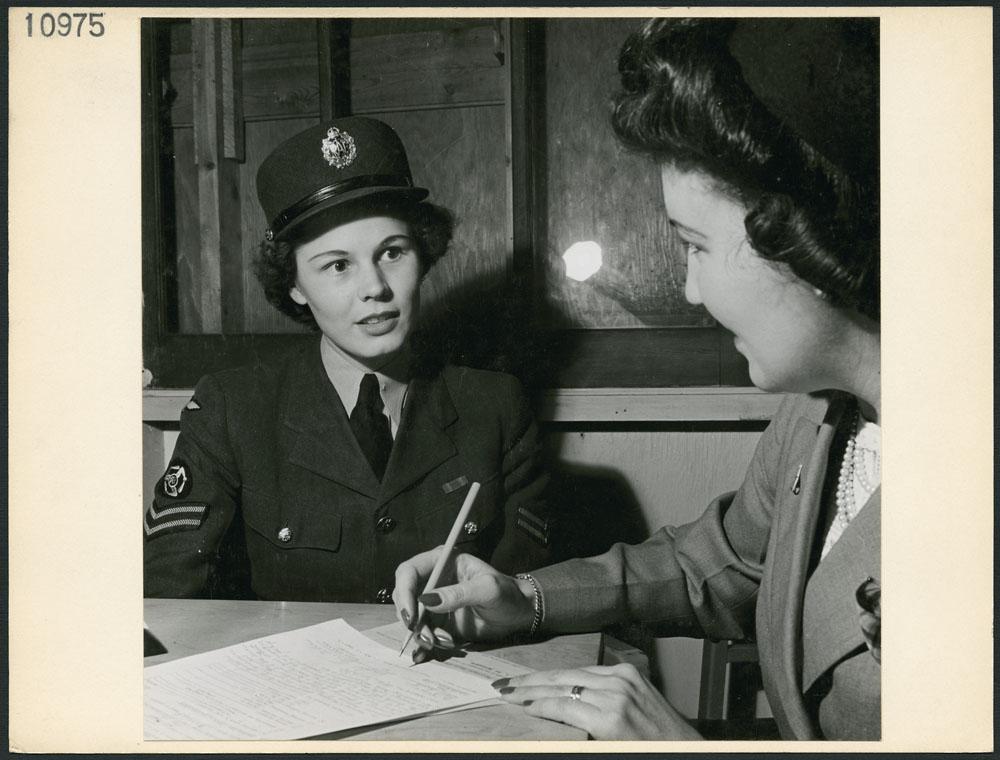 Service féminin de l'ARC