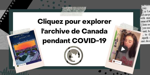 Canada pendant la COVID-19