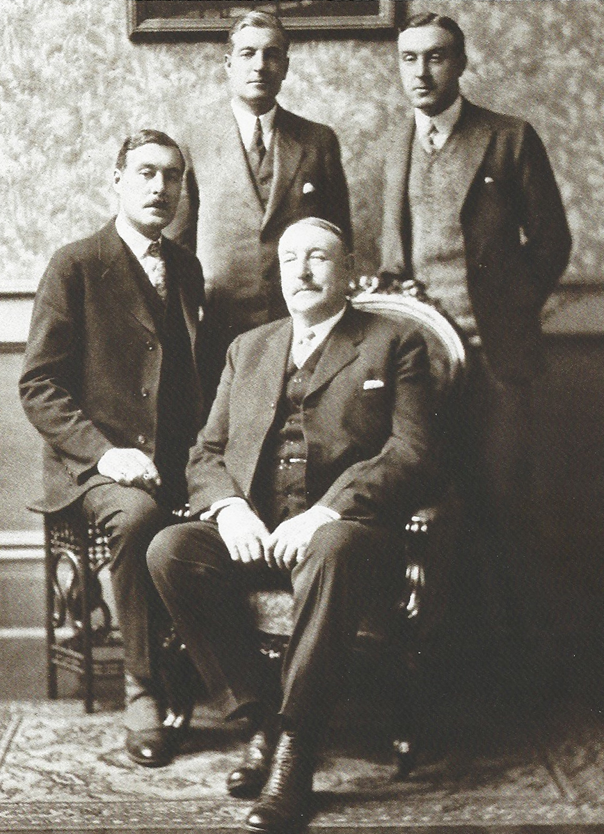 La famille Oland