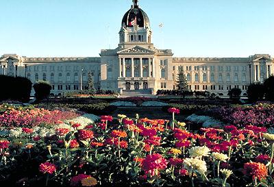 Saskatchewan , parlement de la
