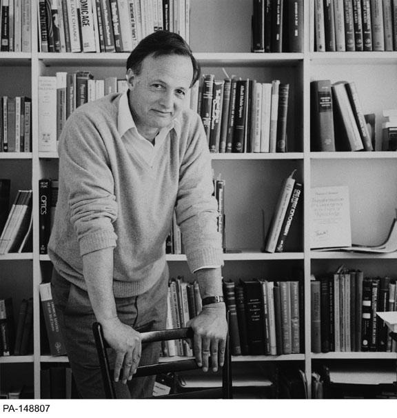John Polanyi, 1986.