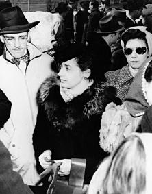 Kent Rowley et Madeleine Parent, 1947