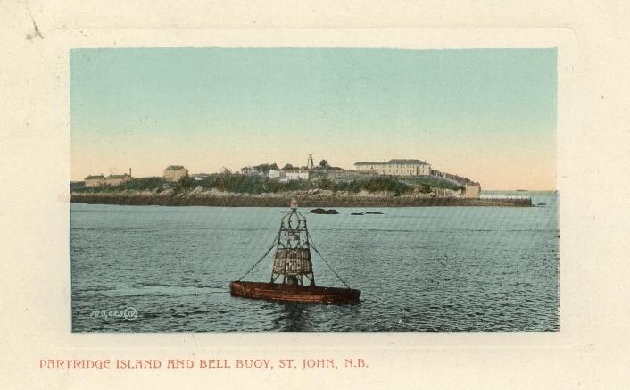 Partridge Island, New Brunswick