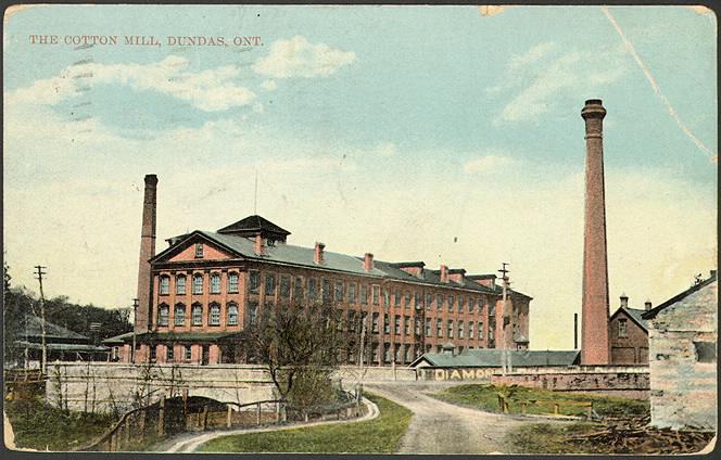 Dundas Cotton Mill