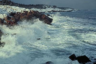 Cape Breton Island, Coast