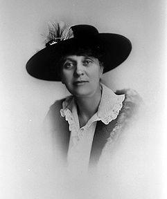 Irene Parlby, women's rights activist