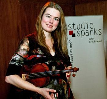 Lara St. John, 2007