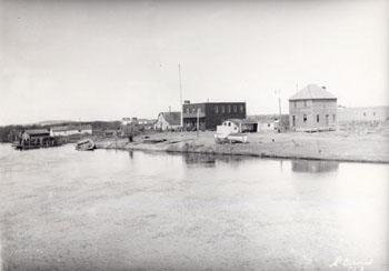Sawridge on Lesser Slave Lake