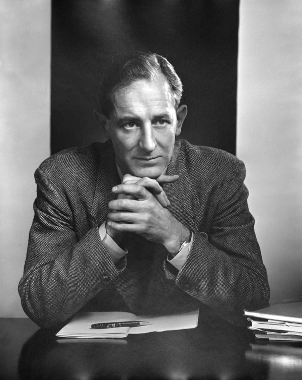 Hugh MacLennan in 1947