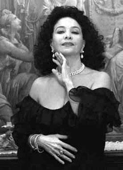 Pellegrini, Maria, singer