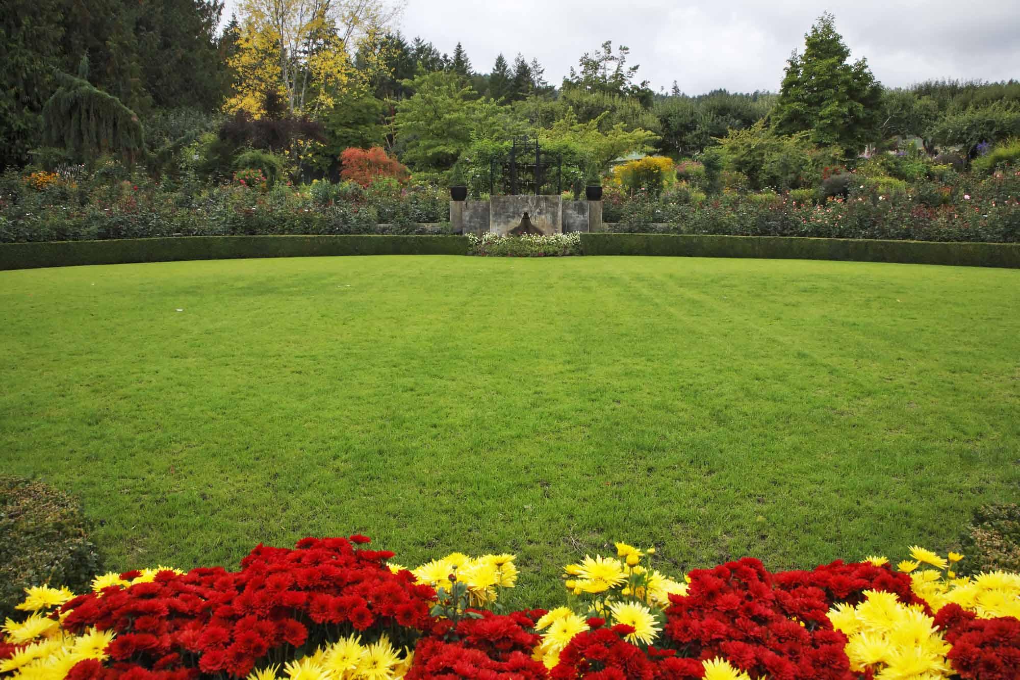 Ornamentals - Butchart Garden
