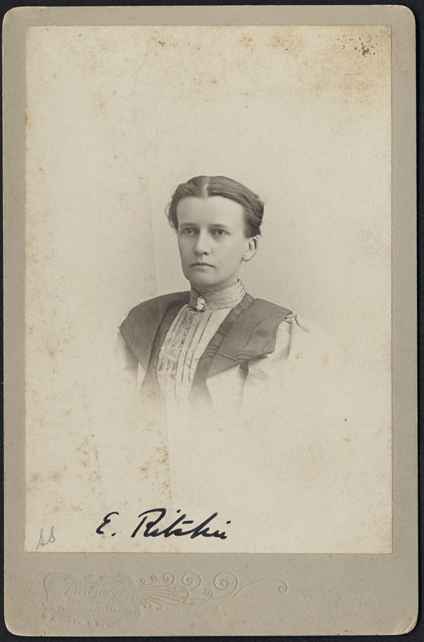 Eliza Ritchie