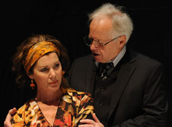 sonja smits and eric peterson in the test