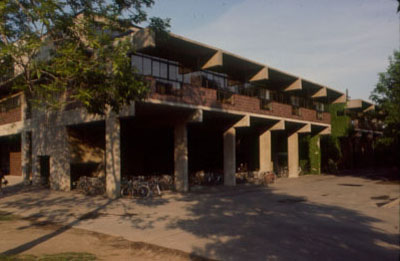 École d'architecture, UniversitéCarleton