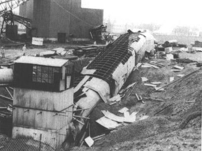 Catastrophe à la mine Westray