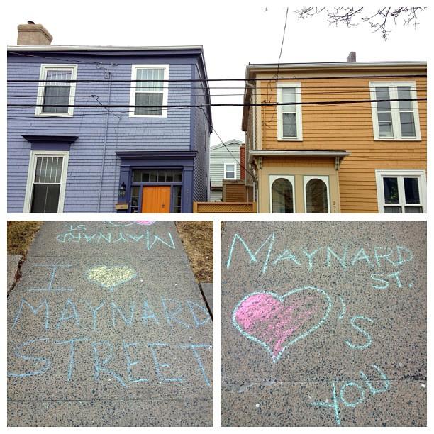 Maynard Street
