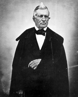 Louis-Joseph Papineau,  (Daguerrotype)