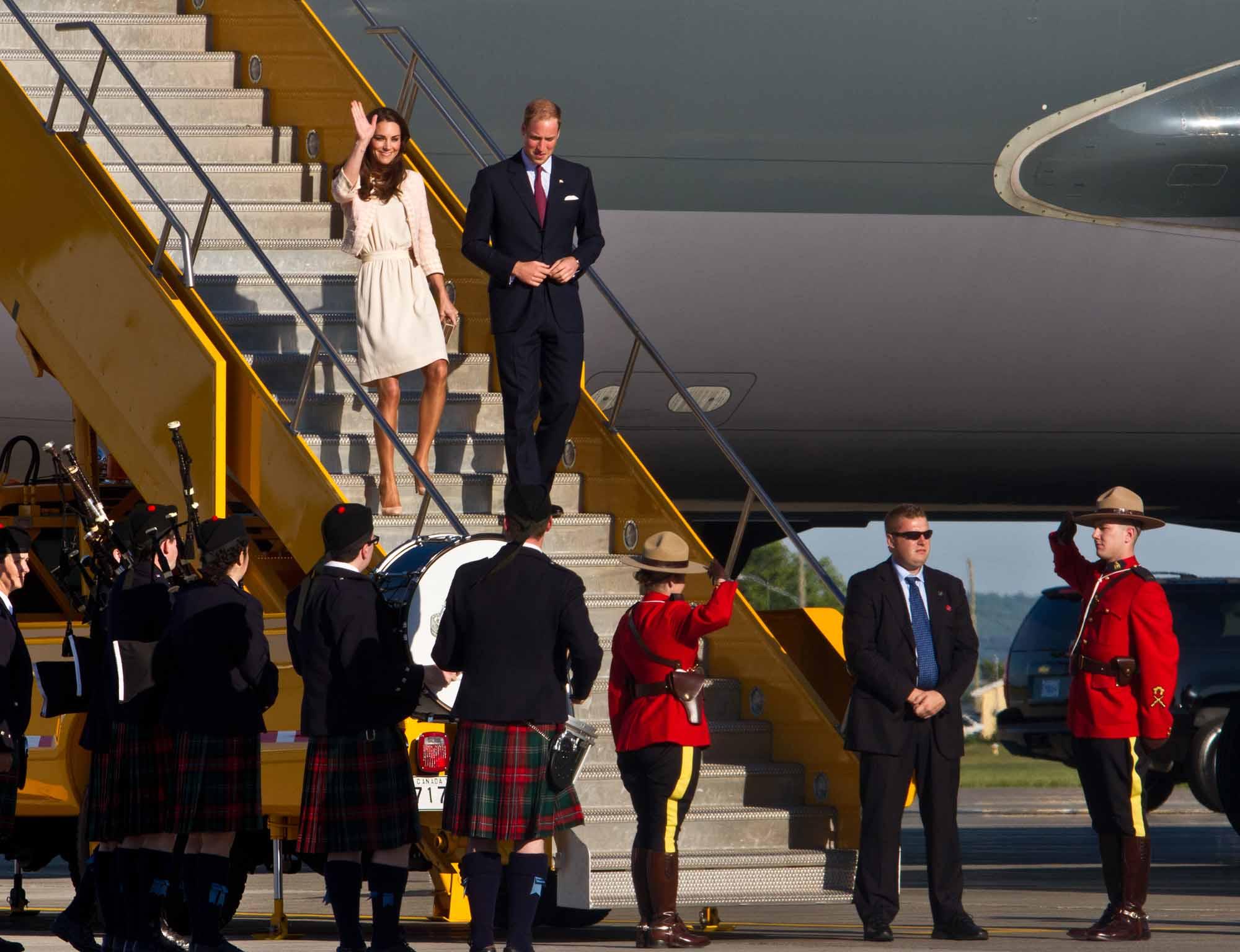 Will & Kate: The Duke and Duchess of Cambridge
